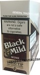 Black & Mild Wine Wood Tip 50 Cigars